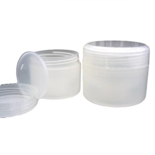 3 pots de 50ml pour crèmes et cosmétiques