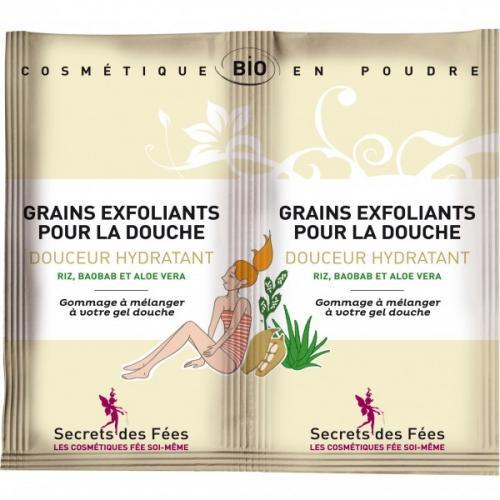Exfoliant Bio pour le corps - Douceur et hydratation