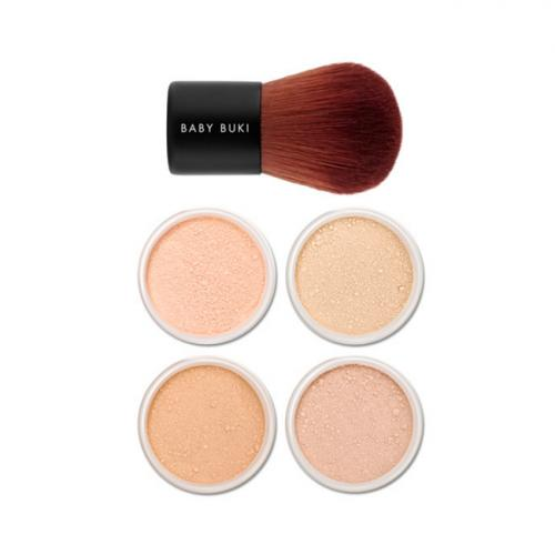 Coffret découverte maquillage minéral Lily Lolo - LIGHT MEDIUM