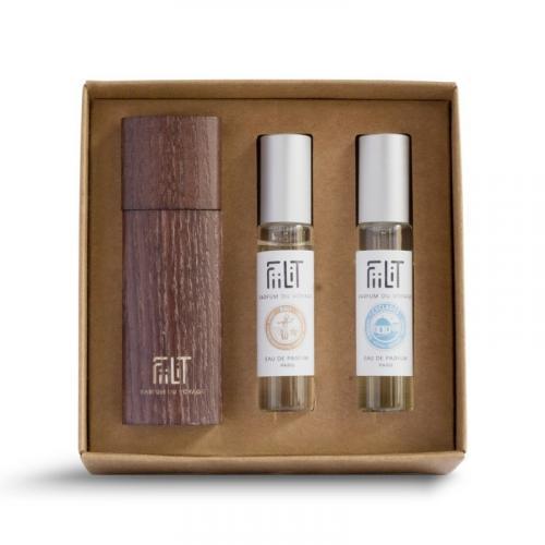 Coffret Cadeau Découverte - Collection Eau de parfum FiiLiT