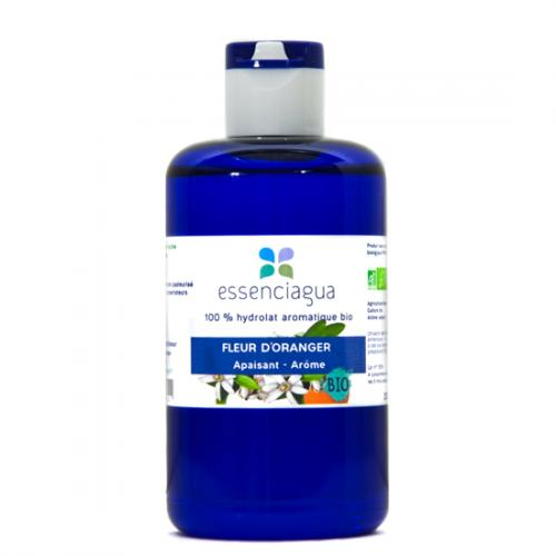 Hydrolat de Fleur d'Oranger 100% BIO - 250 ml