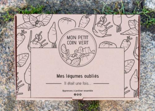Box jardinage - Mes Légumes Oubliés