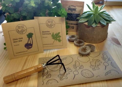 Carte cadeau de jardinage