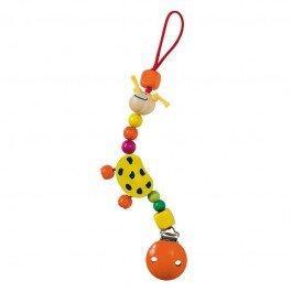 Attache tétine Collini Girafe