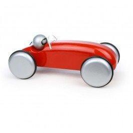 Voiture en bois Speedster rouge 30 cm