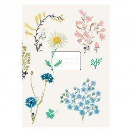 Carnet Fleurs