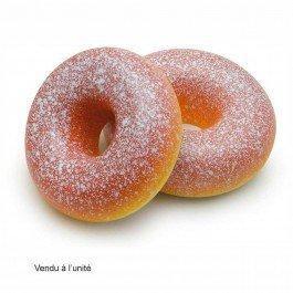 Donut en bois