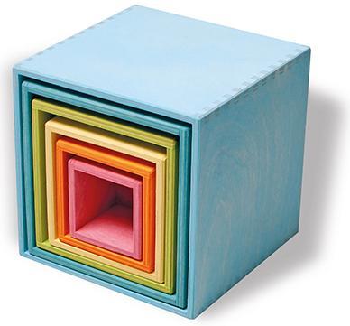 Grand ensemble de boîtes colorées édition limitée