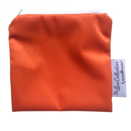 Sac imperméable réutilisable MINIMINI (Taille S) Orange moi ça