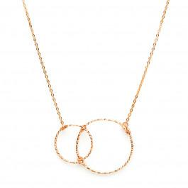 Collier Fruits d'Or Infini Or Rose