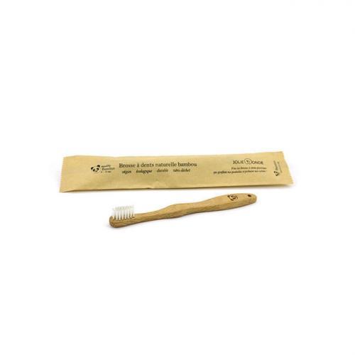 Brosse à dents bambou 3-6 ans