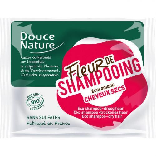 Fleur de shampooing Cheveux secs