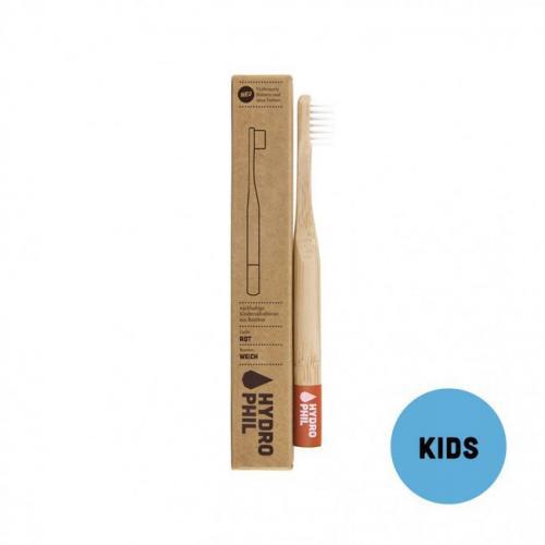 Brosse à dents bambou Enfant 3-6 ans