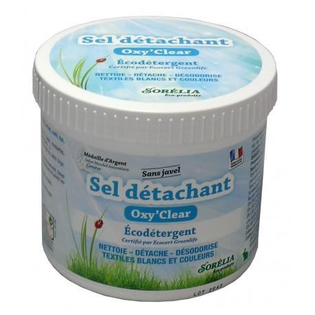 Sel détachant écologique 500 g Oxy'Clear