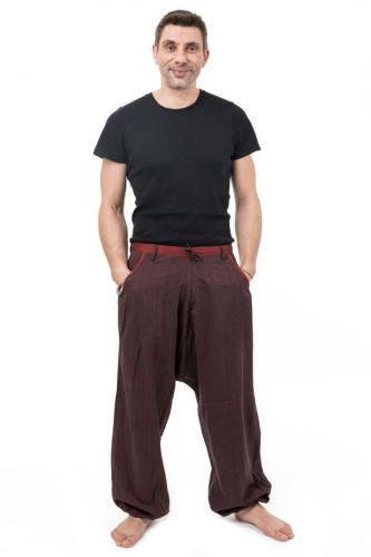 Pantalon sarwel coupe droite Dayam