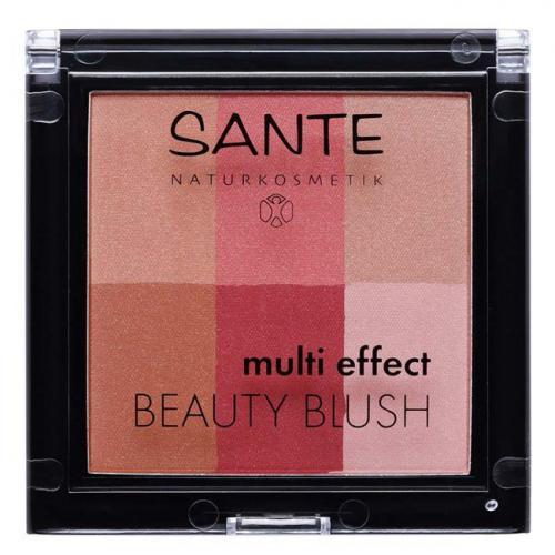Blush multi effets Cranberry n°02 Bio 8g - Eclat du teint