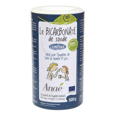 Bicarbonate de soude 500g cosmétique