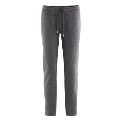 Pantalon de sport femme mode bio en coton bio et chanvre