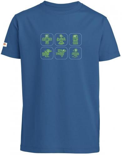 T-shirt garçon imprimé oiseaux