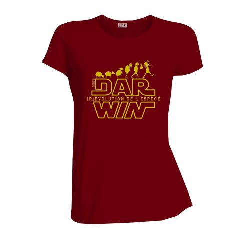 "T-shirt équitable coton bio JALNA ""Dar Win"""