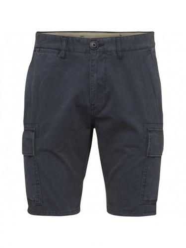 Cargo shorts - Total Eclipse - Knowledge cotton apparel