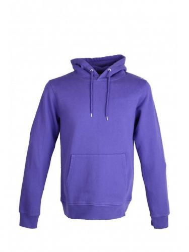 Classic Organic Hood - Ultra violet - Colorful Standard