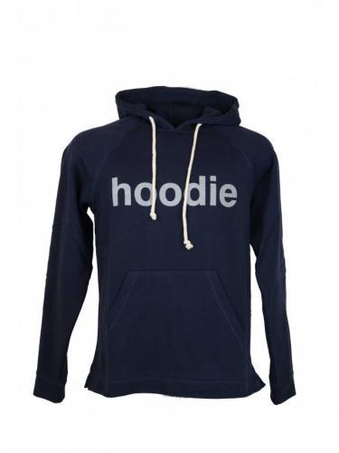 Hoodie sweat - Marine - Outland