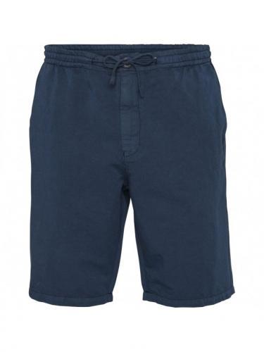 Garment Dyed short - Total eclipse - knowledge Cotton Apparel