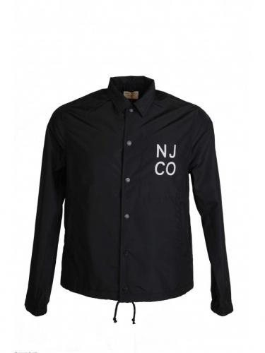 Joseph coach jacket - Black - Nudie Jeans