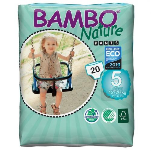 Bambo Nature 20 Culottes T5 (12-20kg)