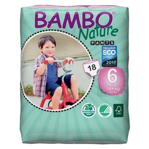Bambo Nature 18 Culottes T6 (18+kg)