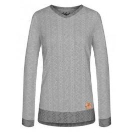 ZZ Jacquard 1660f Grey Patterned