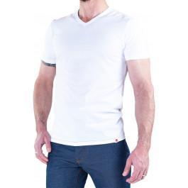 Tshirt 301 V Blanc -