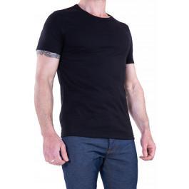 Tshirt 302 Rond Noir -