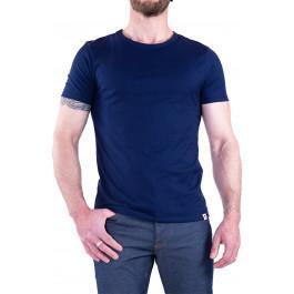 Tshirt 302 Rond Bleu Marine -