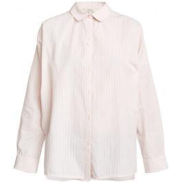 Bobby Stripe Pink Eco White