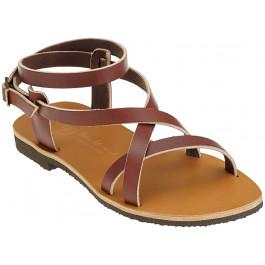 Sandales DELPHE marron -