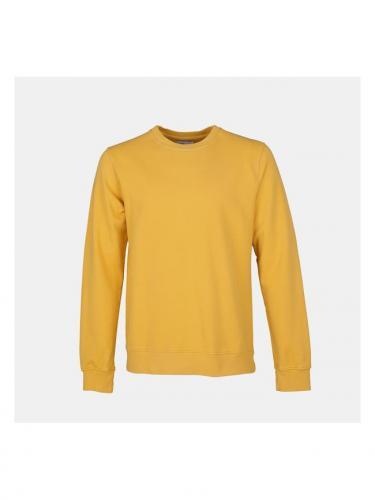 Classic Organic Crew - Burned Yellow - Colorful Standard