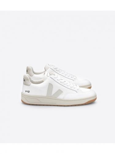 V12 B-Mesh - White Natural - Veja