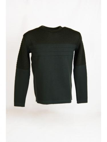 Mediator Crew Neck - Lacquer Green - SNS Herning