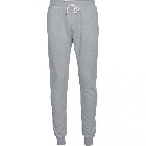Pantalon de jogging gris en coton bio - Knowledge Cotton Apparel