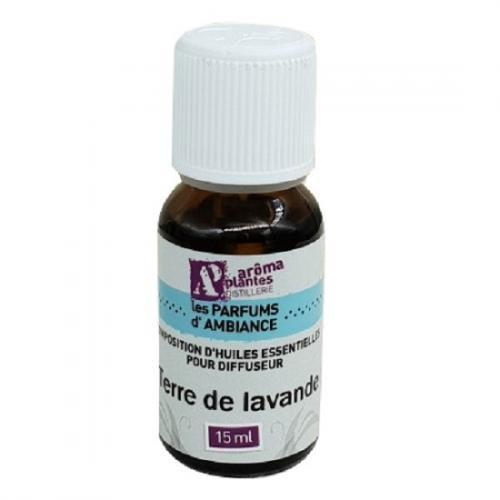 Composition d'huiles essentielles pour diffuseur - Terres de Lavande