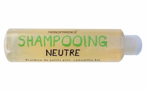 Shampooing Neutre - Protéine de petits Pois, Camomille Bio - 200ml