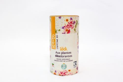 Stick Déo aux plantes déodorantes