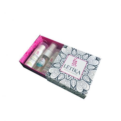 Mini-box Mandala - 3 mini-soins PHYSIO (Peaux mixtes et sensibles - Kapha-Pitta)
