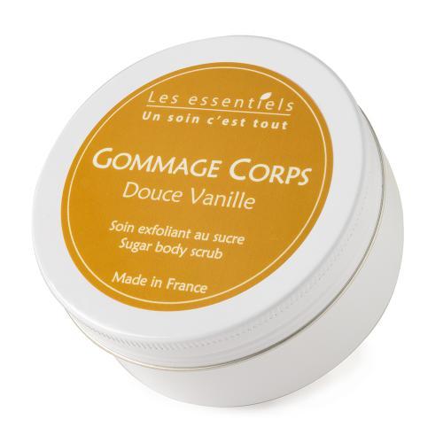 Gommage Corps Douce Vanille - Certifié Naturel