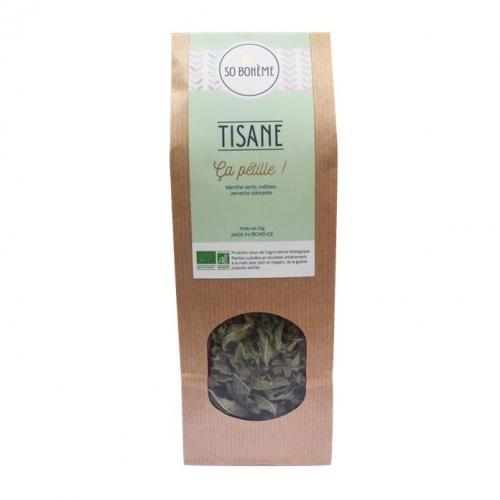 Tisane bio digestive Ca pétille !