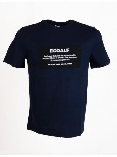 T-shirt Natal Label - Midnight Navy - Ecoalf