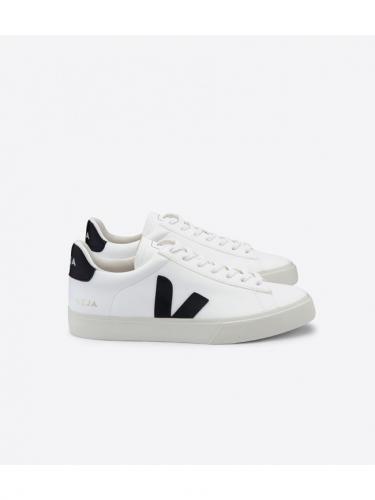 Campo ChromeFree Leather - White Black - Veja
