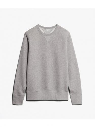 346 sweatshirt 1/1 - Arm/80 Grey Mel - Merz B schwanen